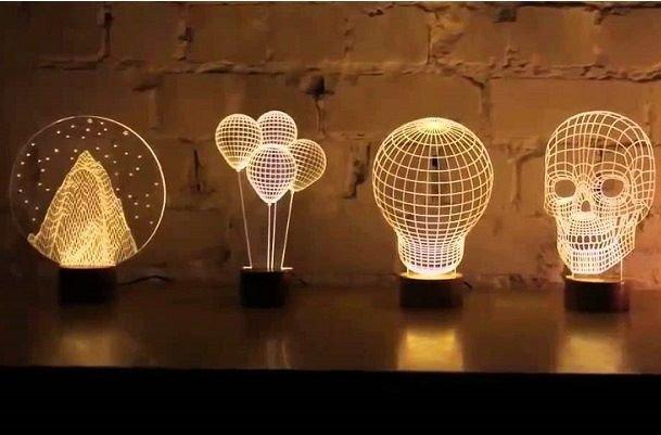 BULBING: Flat LED lamp